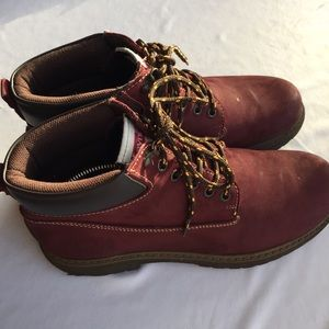 4/25🇺🇸LEVI'S  MADE IN MEXICO BOOTS SIZE 27 US(8)